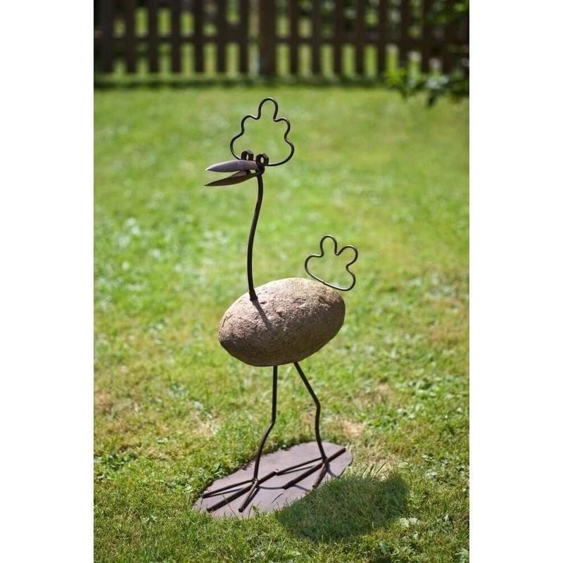 Nichoirs oiseaux comparez les prix pour professionnels - Oiseaux metal pour jardin ...