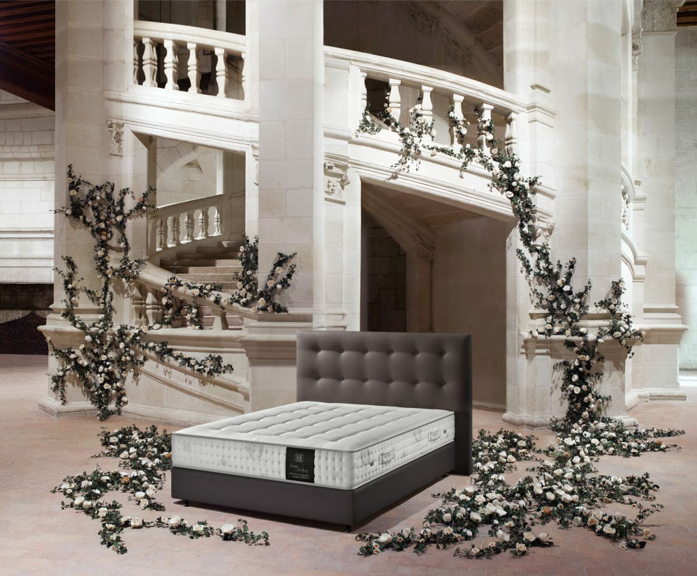 lits doubles air spring treca imperial exclusive. Black Bedroom Furniture Sets. Home Design Ideas
