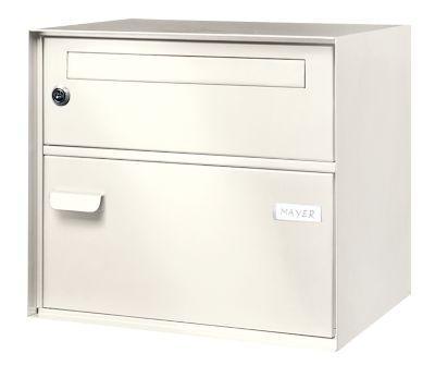 boite aux lettres en inox achat vente boite aux. Black Bedroom Furniture Sets. Home Design Ideas