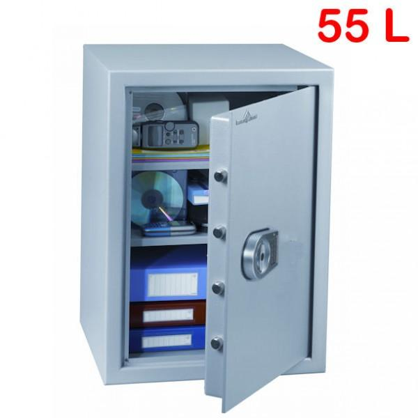 coffre fort anti feu 55 litres a combinaison. Black Bedroom Furniture Sets. Home Design Ideas