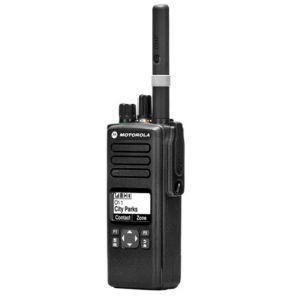 Radio portable numerique dp 4600 for Radio numerique portable
