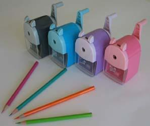 taille crayon manivelle