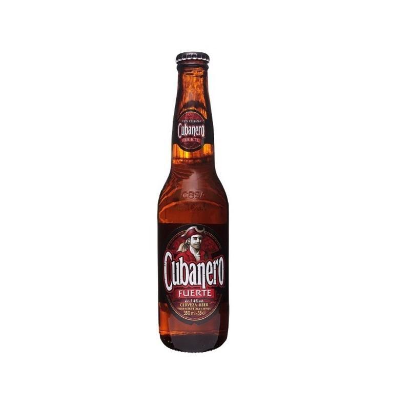 BIERE - CUBANERO 0,35L