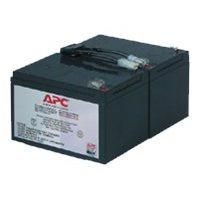APC REPLACEMENT BATTERY CARTRIDGE #6 - BATTERIE D\'ONDULEUR ACIDE DE PLOMB - POUR P/N: SU1000RM, SU1000RMI, SU1000RMNET, SU1500RMX155, SU2000R3X155