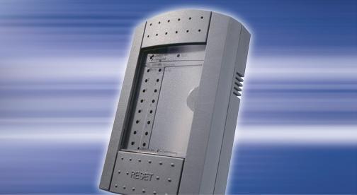 Coffret pour système d'alarme incendie