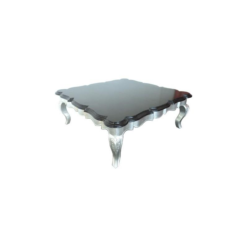 table basse noir baroque. Black Bedroom Furniture Sets. Home Design Ideas