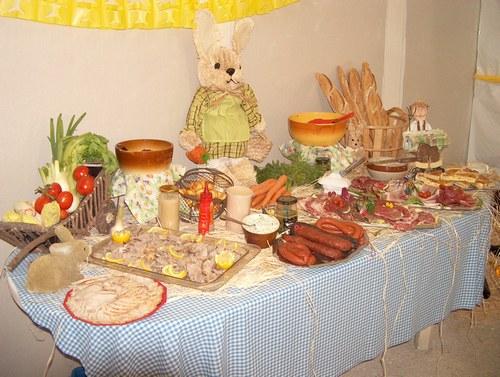 Services de fonctionnement pour la restauration tous les fournisseurs ser - Idee buffet jour de l an ...
