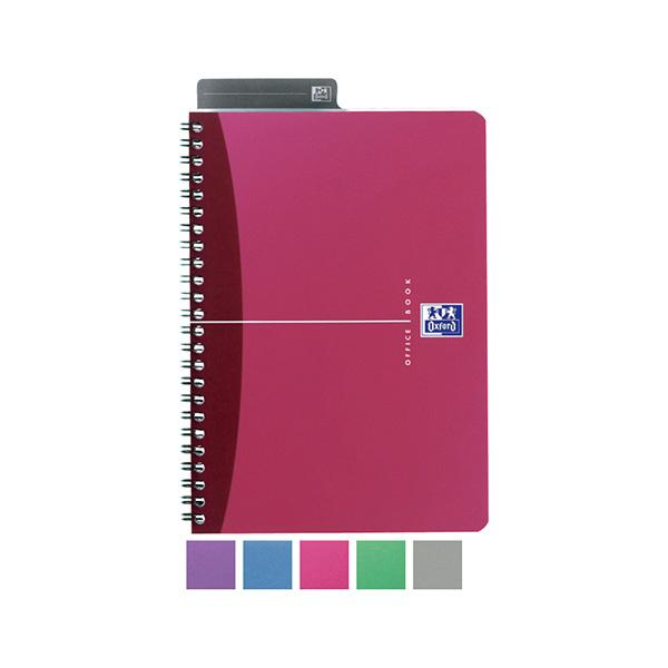 cahier spirale oxford