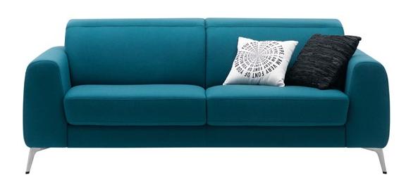 canape lit madison avec appuie tete reglables. Black Bedroom Furniture Sets. Home Design Ideas