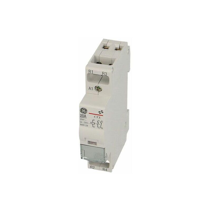 Contacteurs general electric achat vente de contacteurs general electric - Fusible contacteur jour nuit ...