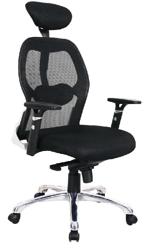 fauteuil de bureau nevada 2 tissu mesh noir comparer les prix de fauteuil de bureau. Black Bedroom Furniture Sets. Home Design Ideas