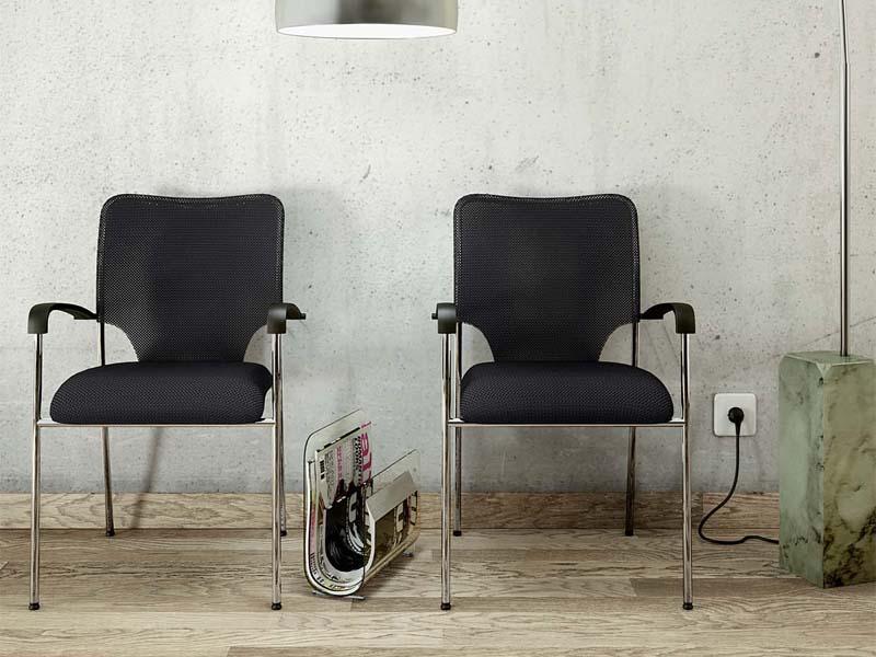 Canap et banc d 39 accueil comparez les prix pour - Chaise industrielle pas chere ...