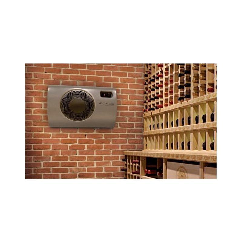 Climatiseurs de caves a vins tous les fournisseurs for Cave a vin garage froid