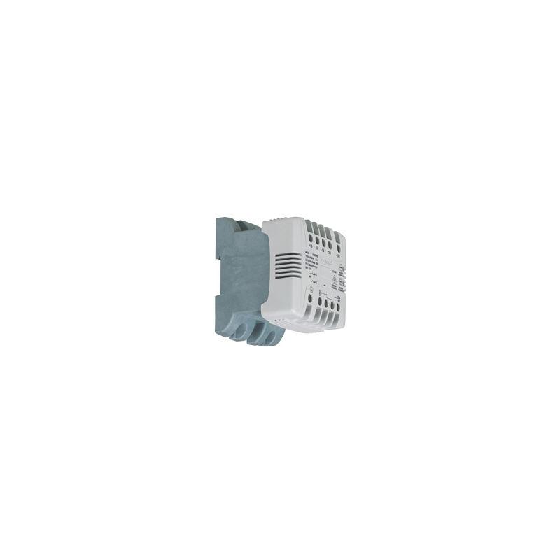 TRANSFO CDE ET SIGNAL MONO BORNES À VIS - PRIM 230/400 V/SEC 115/230 V - 63 VA - LEGRAND
