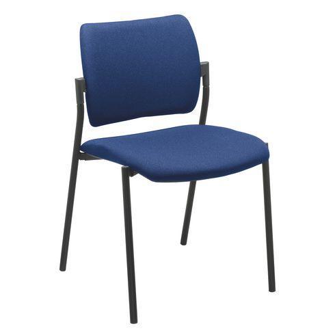 Chaise tout usage kleenex achat vente de chaise tout for Chaise noire tissu