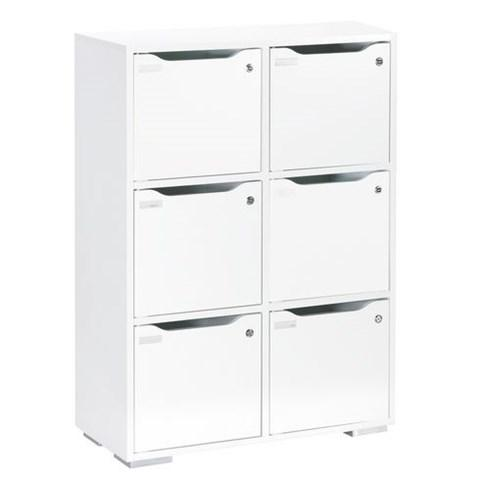 Meuble de rangement a casier for Meuble 6 cases ikea