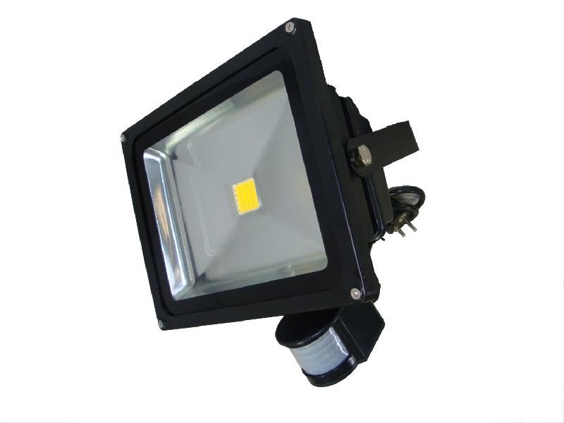 Projecteurs led cde lighting achat vente de for Projecteur led avec detecteur de mouvement
