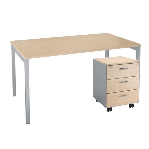 caissons de bureaux mobiles t nb achat vente de caissons de bureaux mobiles t nb comparez. Black Bedroom Furniture Sets. Home Design Ideas
