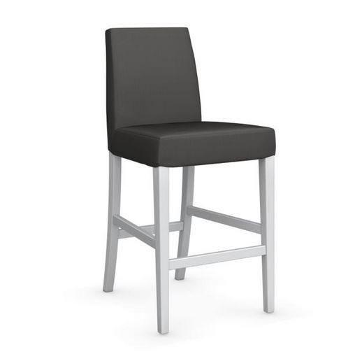 calligaris chaise de bar latina pi tement h tre laqu. Black Bedroom Furniture Sets. Home Design Ideas