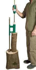 fendeuse de bois comparez les prix pour professionnels sur page 1. Black Bedroom Furniture Sets. Home Design Ideas