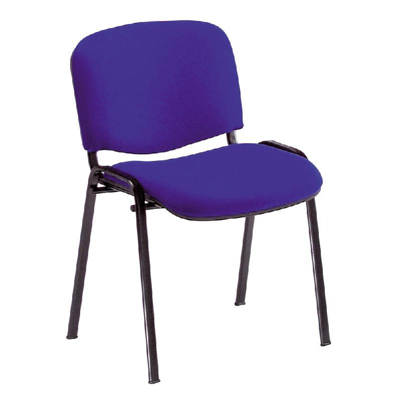 4 chaises confort bleues comparer les prix de 4 chaises. Black Bedroom Furniture Sets. Home Design Ideas