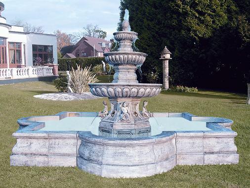 Fontaine d\'exterieur - tous les fournisseurs - fontaine de jardin ...