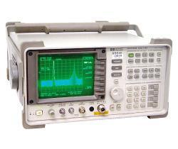 Analyseur de spectre keysight / agilent 8563e
