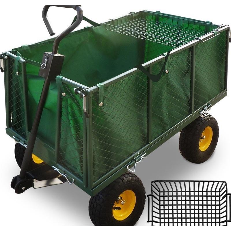 chariots de jardin zoopet achat vente de chariots de. Black Bedroom Furniture Sets. Home Design Ideas
