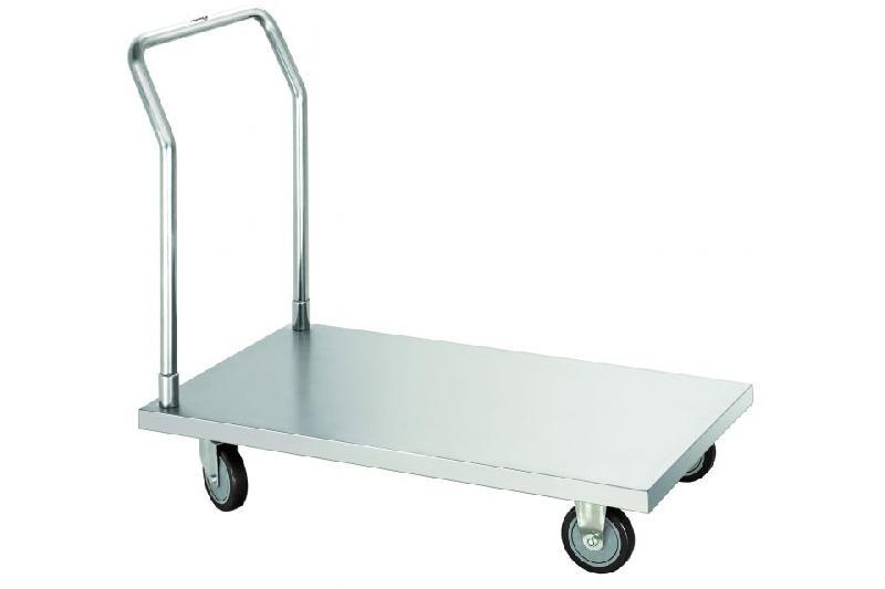 chariot de transport inox bartscher comparer les prix de chariot de transport inox bartscher sur. Black Bedroom Furniture Sets. Home Design Ideas