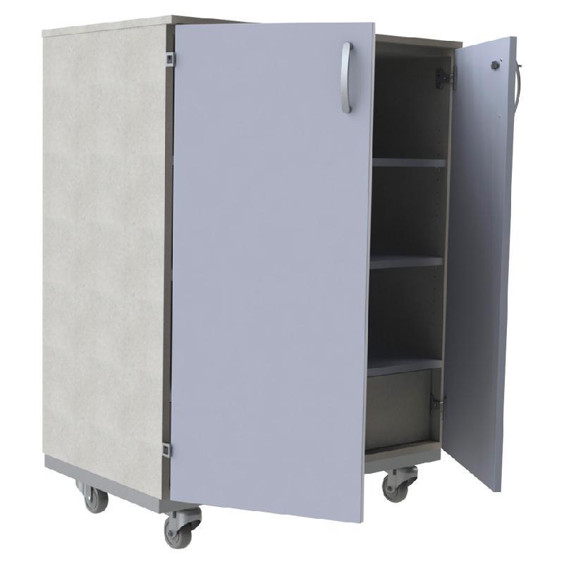 Armoire informatique manutan collectivit s achat vente for Meuble armoire informatique