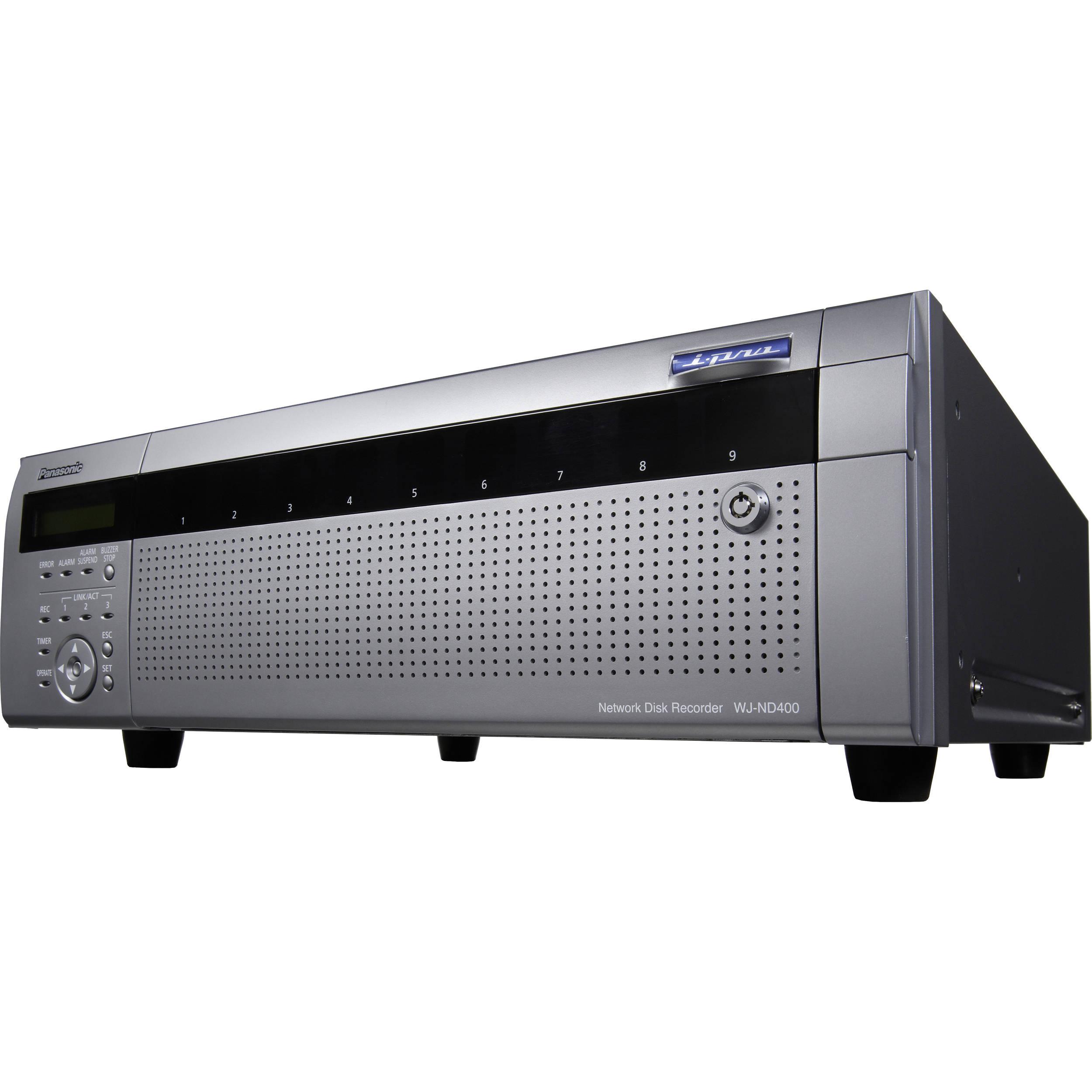 Enregistreur video panasonic ipro nd400