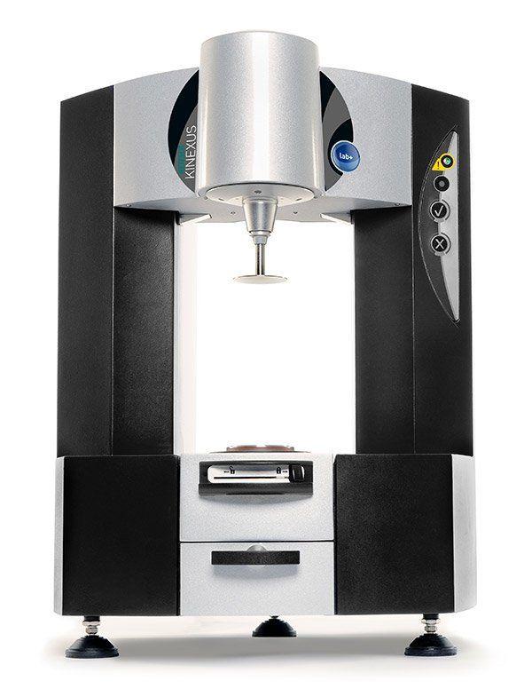 Kinexus lab+ - rhéomètres capillaires - netzsch - rotationnel pour les tests de routine et de contrôle qualité