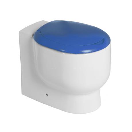 cuvette wc enfant sortie h avec abattant bleu wc kids 125012 comparer les prix de cuvette wc. Black Bedroom Furniture Sets. Home Design Ideas