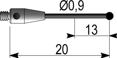 Palpeur pw15-20n