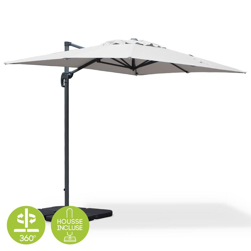 parasols alice 39 s garden achat vente de parasols alice 39 s garden comparez les prix sur. Black Bedroom Furniture Sets. Home Design Ideas