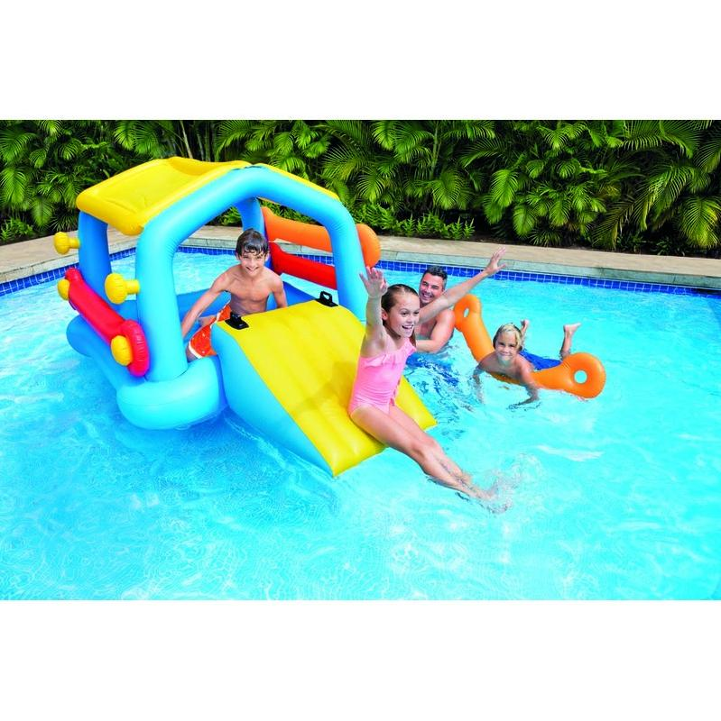 Mat riels divers pour piscine intex achat vente de for Toboggan intex piscine