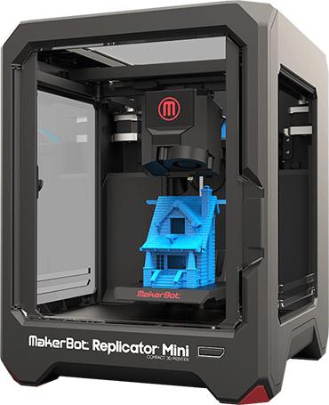 IMPRIMANTE 3D REPLICATOR MINI MAKERBOT