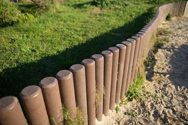 Rondin - Rondin de bois pour jardin ...