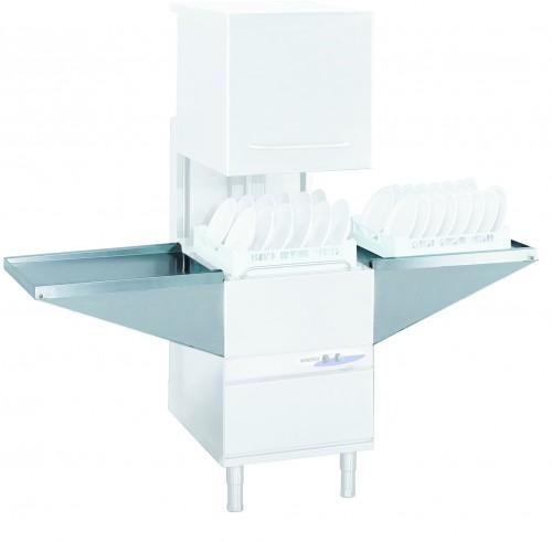 Photos laves vaisselle a capot et systemes de lavage for Service a table a droite ou a gauche