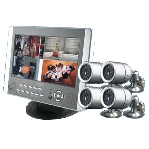 Video surveillance kits