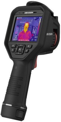 Caméra thermique 160x120 - 2.74mrad - 40mk (0.04°c) - 25°x18.7° - 64go - wifi - spéci
