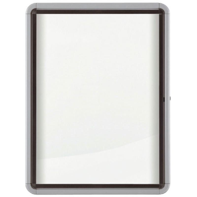 Panneau vitrine d 39 ext rieur nobo achat vente de for Panneau verre exterieur