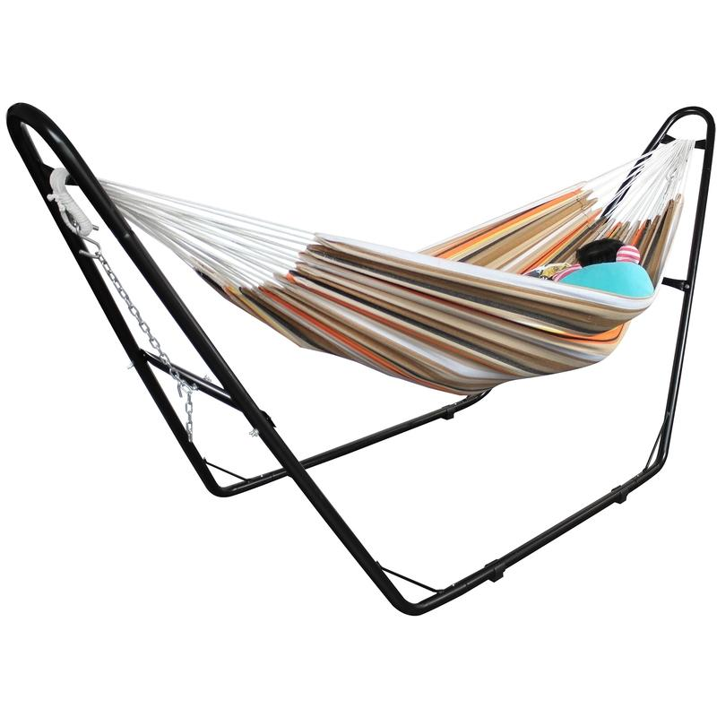 hamac avec support simple casapro hamac xxl avec support color set hamac support with hamac. Black Bedroom Furniture Sets. Home Design Ideas