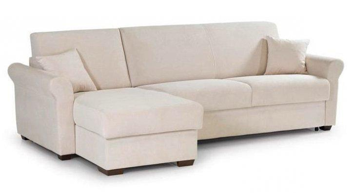 Canape d 39 angle ouverture rapido romantico convertible lit for Canape d angle convertible couchage quotidien