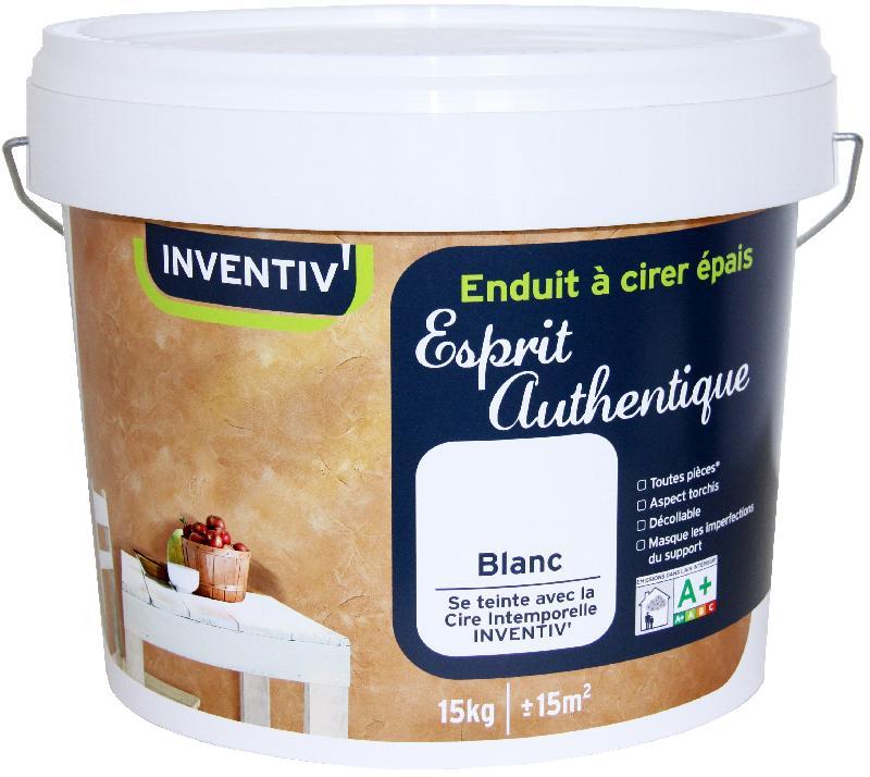 Enduit inventiv achat vente de enduit inventiv comparez les prix sur - Enduit a cirer ...