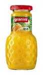 Jus d'orange granini bout. 25 cl x 24 unités