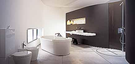 salle de bain starck 2 a la source du bain. Black Bedroom Furniture Sets. Home Design Ideas