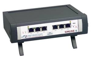 Simulateurs de réseau rnis accès de base et accès primaire - b link2 et simline