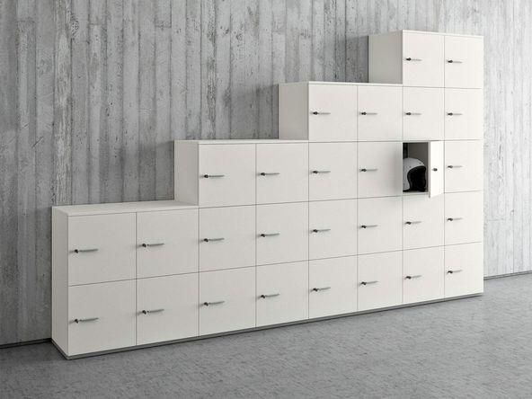 armoire casiers comparez les prix pour professionnels. Black Bedroom Furniture Sets. Home Design Ideas