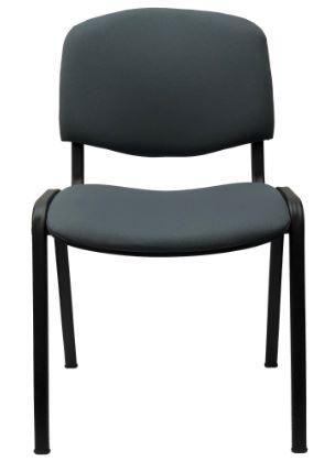 Chaise anthra 4 pieds tissu  5431030kasg anthra+